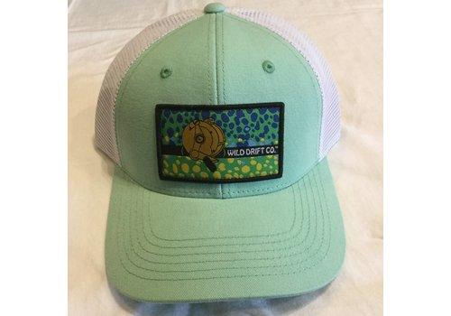 Wild Drift Co. Wild Drift Co. Green Mahi