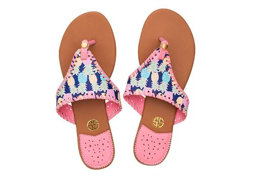 Simply Southern Simply Southern Multi Pineapple Sandal