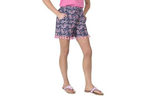 Simply Southern Simply Southern Naples Fashion Shorts