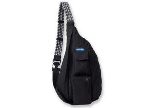 KAVU Kavu Black Rope Bag