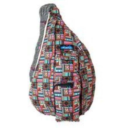 Kavu Geometry Rope Bag Limited