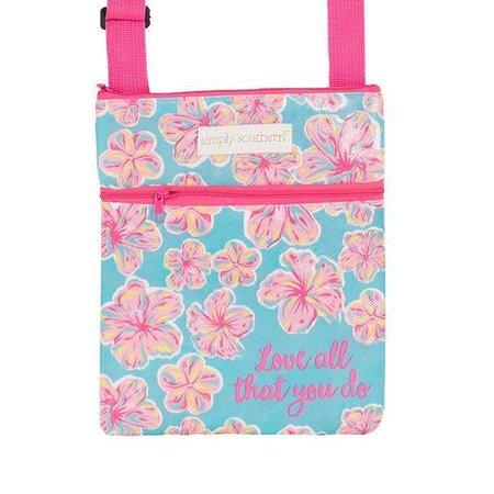 Cross Bag Floral