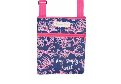 Simply Southern Simply Southern Cross Bag Reef
