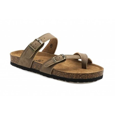 Outwoods Bork-30 Taupe Nubuck