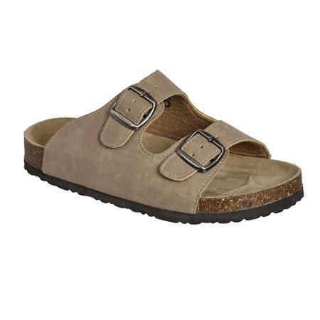 Outwoods Bork-46 Taupe Nubuck