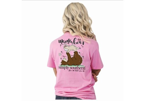 Simply Southern Simply Southern Mama Bear T-Shirt