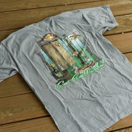 ECW Spring Woodie Charcoal