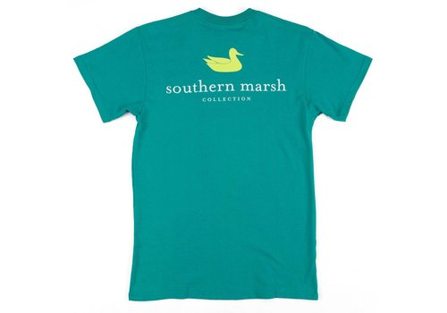 Southern Marsh Southern Marsh Authentic Logo Teal