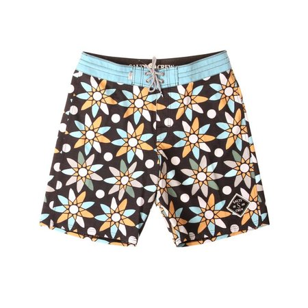 Salty Crew Outhaul Trunk Black
