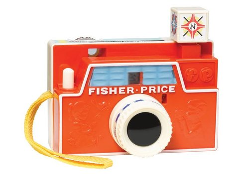 Schylling Fisher-Price Changeable Disc Camera