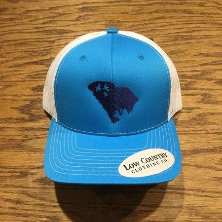 Duck Hunt SC Hat Caribbean Blue