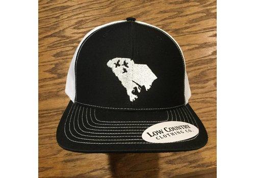 Image Designs Duck Hunt SC Hat Black White
