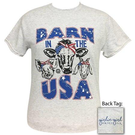 Girlie Girl Barn in the USA