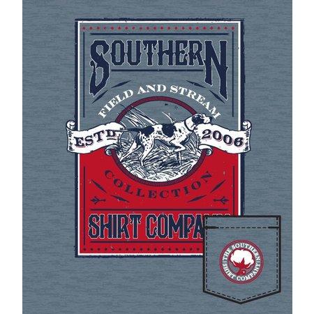 Southern Shirt Boys On Point Blue