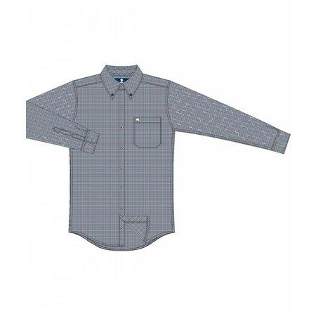 Southern Shirt Denver Plaid Horizon