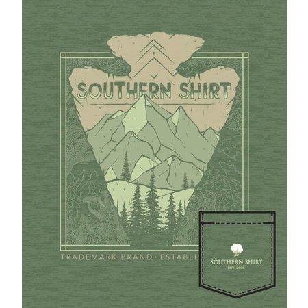 Arrow Peak Green L/S