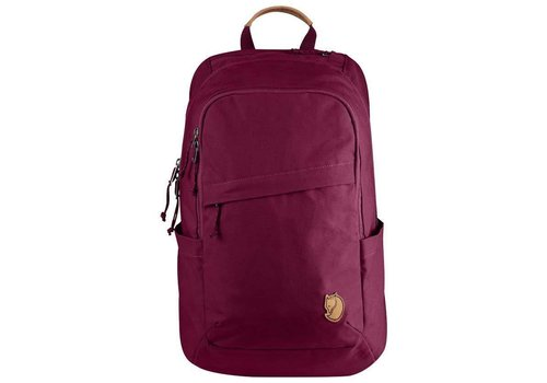 Fjall Raven Räven 20 Backpack Plum