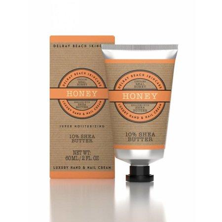 Delray Beach Skincare Hand Cream Honey