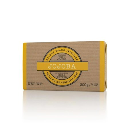Delray Beach Skincare Triple Milled Soap Jojoba