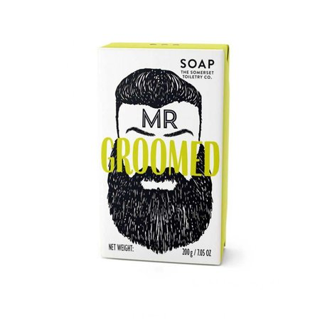 Mr Groomed Somerset Toiletry Soap Cedarwood & Lemongrass