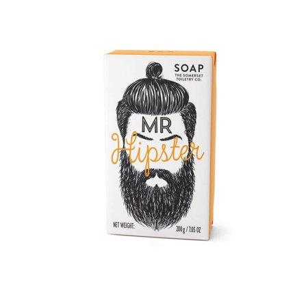 Mr Hipster Soap Black Pepper & Ginger