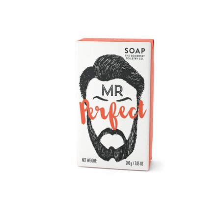 Mr Perfect Soap Spearmint & Patcholi