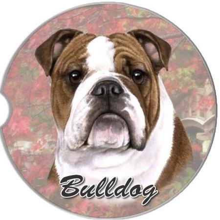 Bulldog Car Coaster