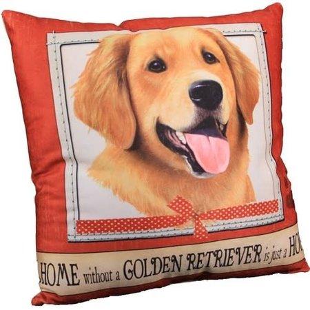 Golden Retriever Pillow
