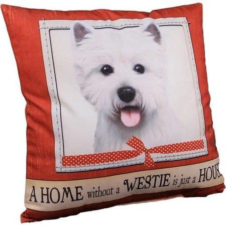 Westie Pillow