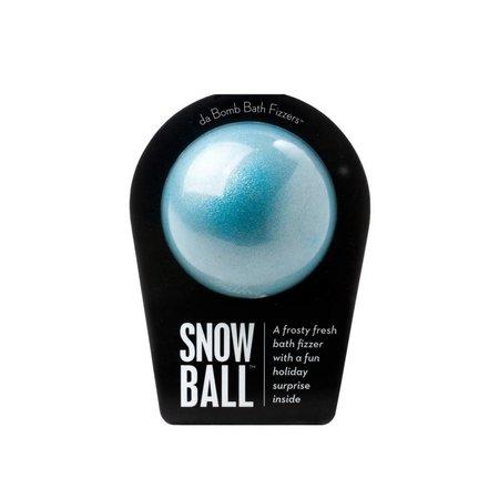 Snow Ball Da Bomb Bath Fizzers