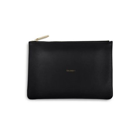 Ta Dah | The Perfect Pouch | Black