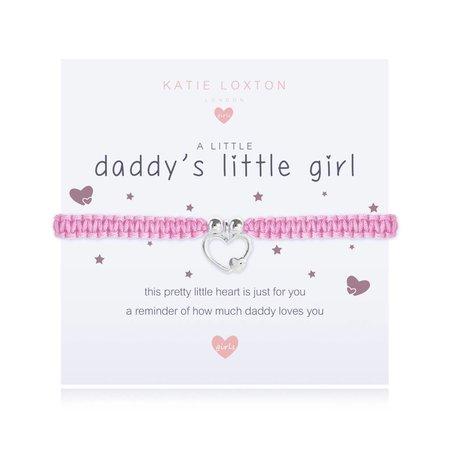 A Little Daddy's Little Girl | Children Bracelet