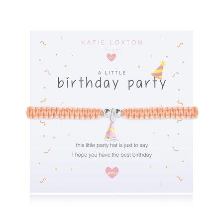 A Little Birthday Party | Children Bracelet