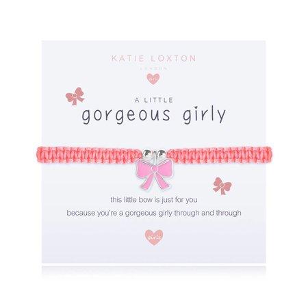 A Little Gorgeous Girly | Children Bracelet