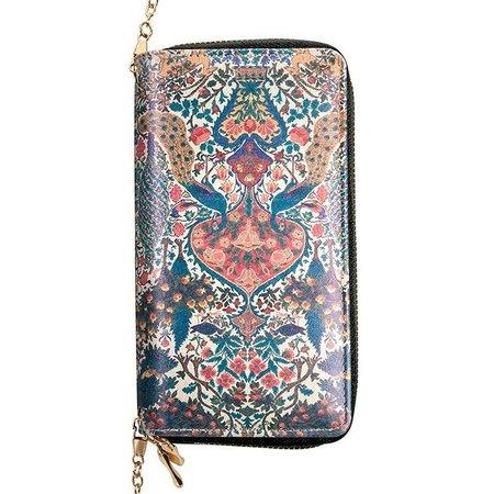 Sadie Paisley 2 Zipper Wallet