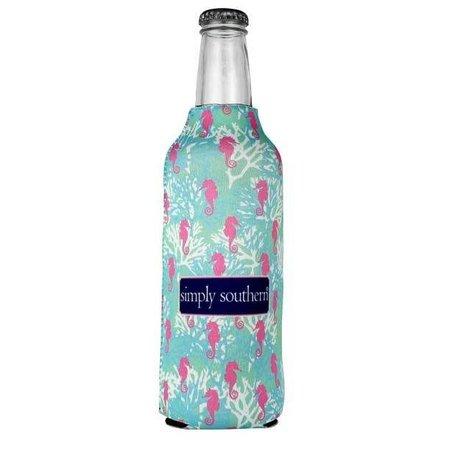 Seahorse Bottle Koozie