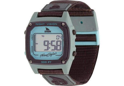 Freestyle Freestyle Shark Classic Clip Grey | Blue