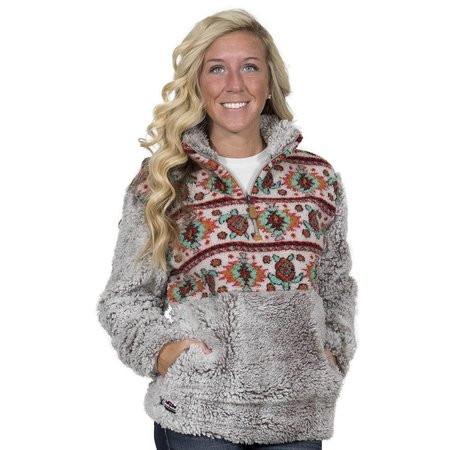 Sherpa Pullover Turtle