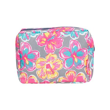 Floral Cosmo Bag