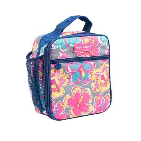 Floral Lunch Bag