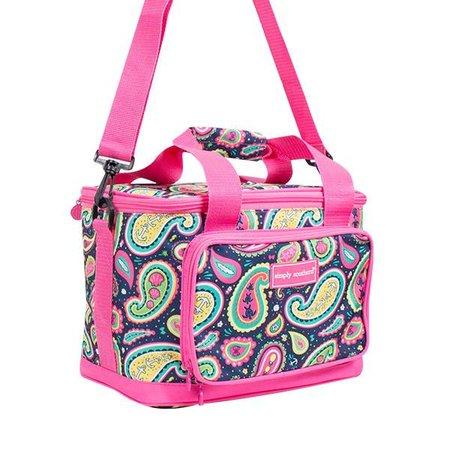 Paisley Cooler Bag