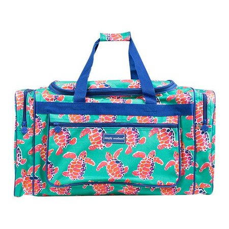 Simply Southern Turtle Duffle Bag