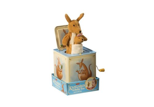 Schylling Kangaroo Jack In The Box