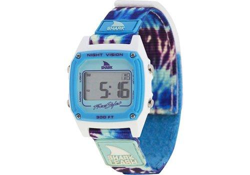Freestyle Freestyle Shark Classic Leash Blue Daze