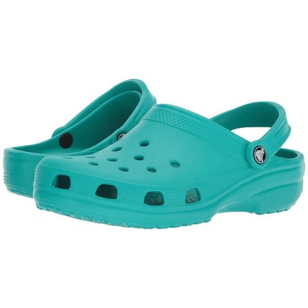 Crocs Classic Clog Unisex Kids Tropical Teal