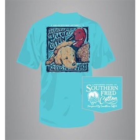 Southern Fried Cotton Dog Tired