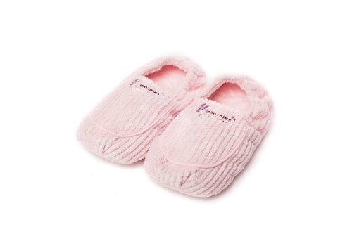 Intelex Spa Therapy Slippers Pink