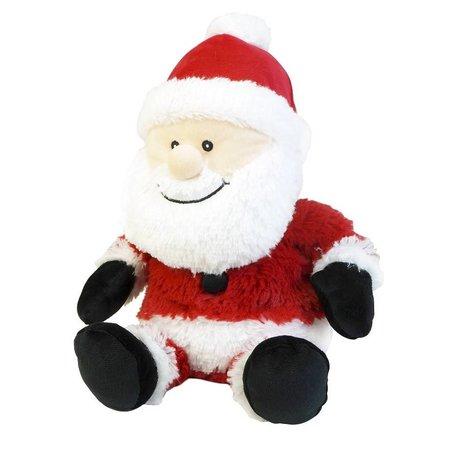 Santa Warmies Plush