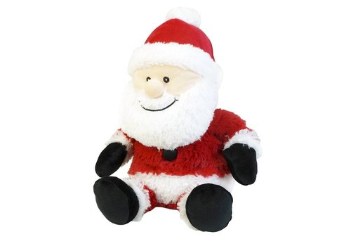 Intelex Santa Warmies Plush