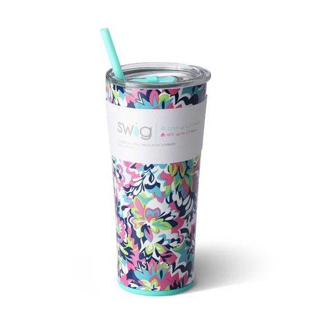 22oz Tumbler Frilly Lilly